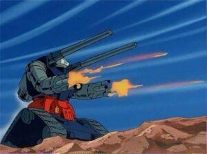 ガンタンク 武器・武装